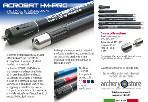 Arcieri Gennaio Acrobat MH-PRO
