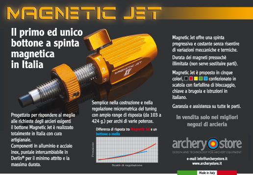 Arcieri Novembre-Magnetic Jet